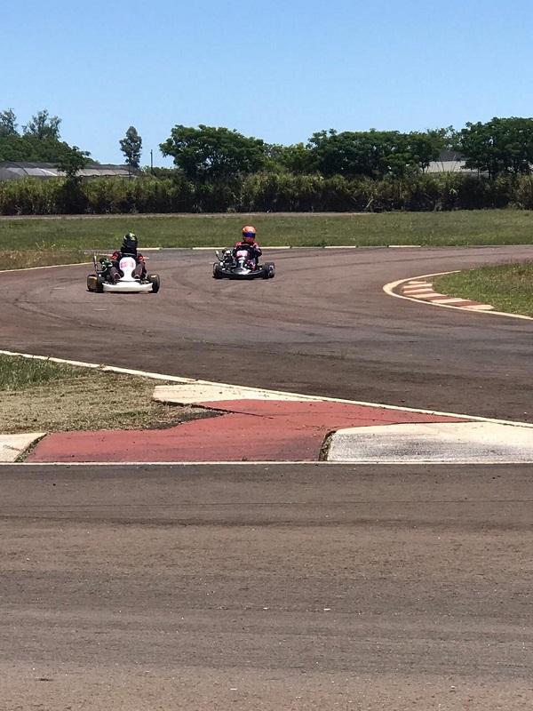 """Automovilismo: los pilotos disfrutaron de las pruebas cronometradas en el Kartódromo """"Jambrina-Pastori"""""""