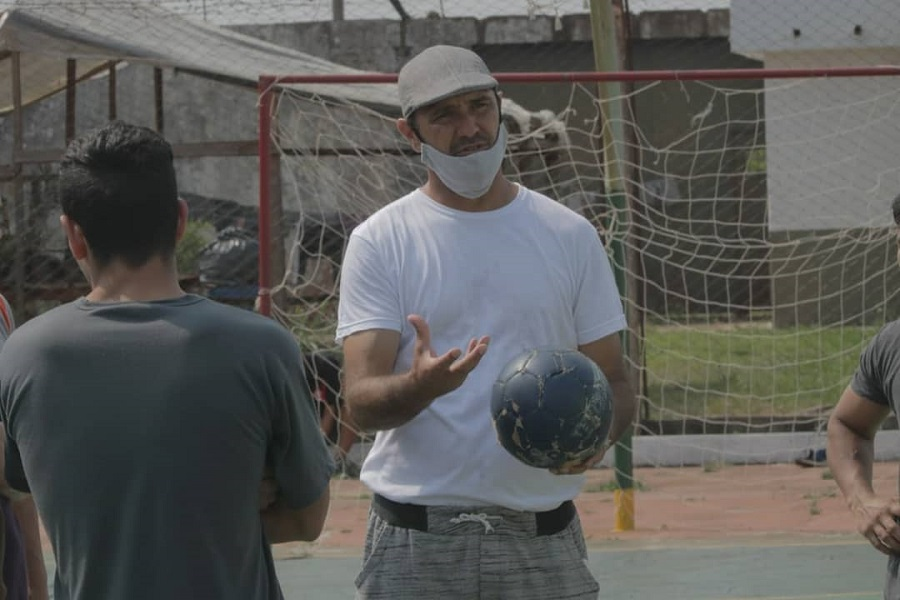 Manuel Dutto, director del SPP hace hincapié en capacitar a los penitenciarios y que los reclusos puedan tener una mejor reinserción a través del deporte