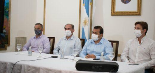 El intendente de Posadas participó de la apertura de la 39° Reunión del Asfalto