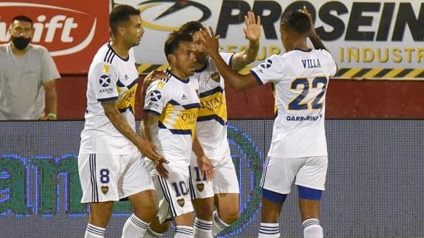 Liga Profesional de Fútbol: Boca venció a Newell's en Rosario y tiene puntaje perfecto