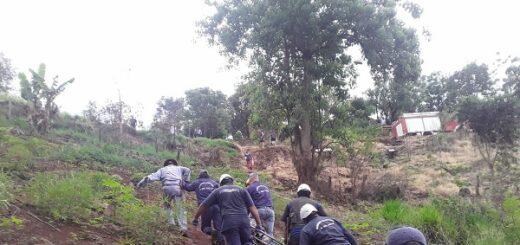 Aristóbulo del Valle: joven que era buscado fue hallado sin vida en una zona de monte