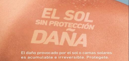 """""""El sol no usa barbijo"""": comenzó la campaña de concientización y prevención de Cáncer de Piel en Misiones"""