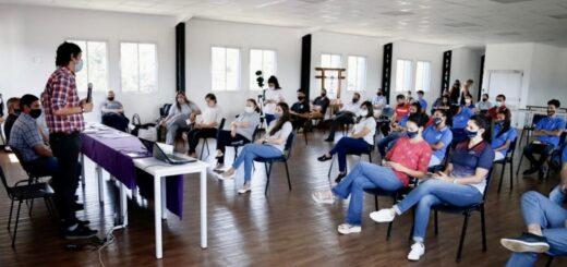 Eldorado es el primer municipio donde se implementó la capacitación de prevención de adicciones destinada al ámbito deportivo