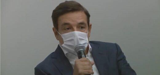 """""""Con la zona aduanera especial, los precios van a bajar un 50%"""", explicó Rovira"""