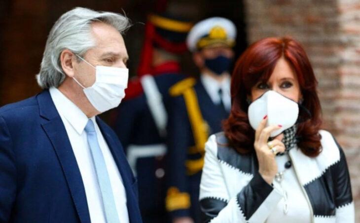 Alberto Fernández y Cristina Kirchner felicitaron al nuevo presidente de los Estados Unidos, Joe Biden