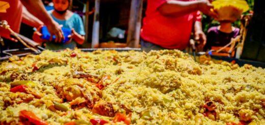 """Eldorado: el grupo """"Deporte en Acción Solidaria"""" junto al Municipio, entregaron más de 6 mil raciones de almuerzo"""