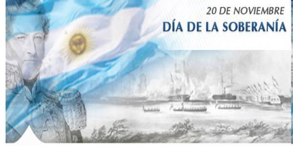 El historiador Alberto Lettieri compartió su visión sobre el Día de la Soberanía Nacional que se recuerda hoy en Argentina