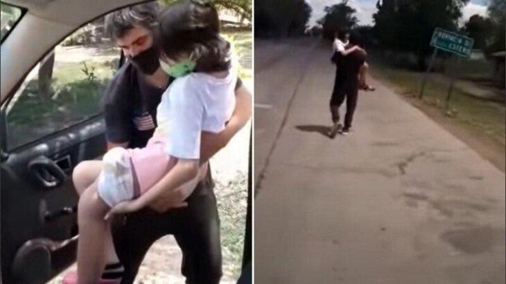Santiago del Estero: investigarán a los policías que impidieron el paso de Abigail