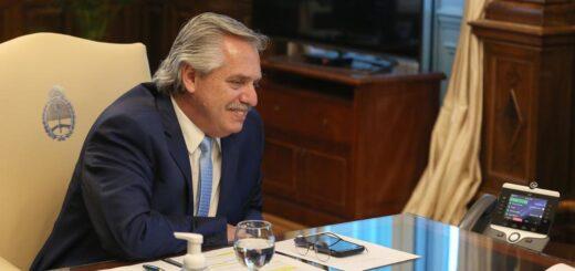 """Alberto Fernández dialogó con el presidente electo de EEUU: """"Tengo la seguridad de que vamos a hacer muchas cosas juntos"""""""