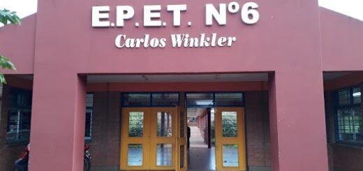 Cerraron la escuela EPET N°6 de Eldorado por un caso positivo de coronavirus