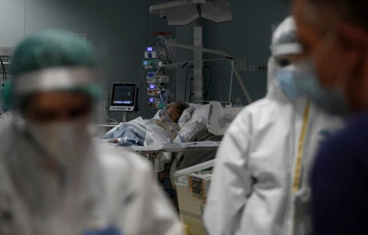 Europa: cada 17 segundos una persona muere por coronavirus