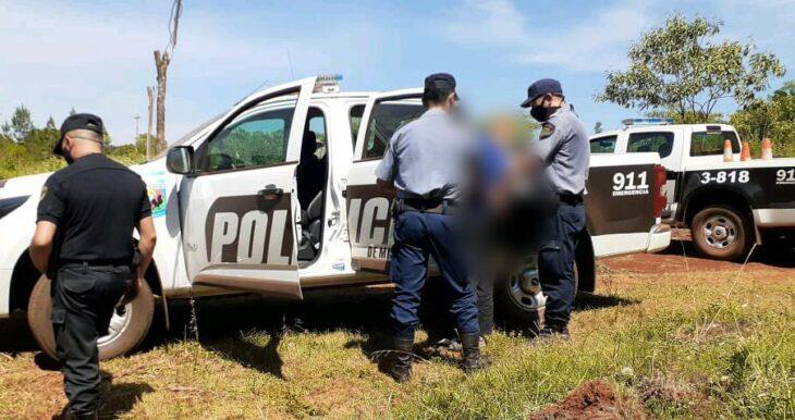 Los Helechos: detuvieron a los presuntos autores de un intento de robo