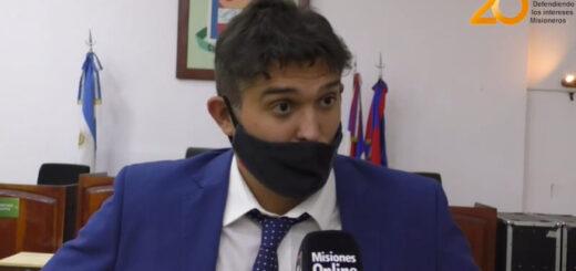 """Facundo Sartori: """"Queremos que Posadas se convierta en la primera ciudad en regular plataformas electrónicas de transporte de personas"""""""