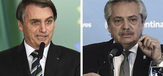Día de la Amistad Argentino-Brasileña: el presidente Alberto Fernández mantendrá una videoconferencia con su par de Brasil, Jair Bolsonaro