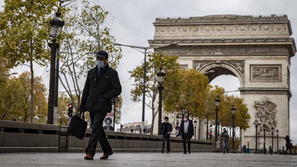 Coronavirus: Europa se blinda para luchar contra la segunda ola de contagios e impone toque de queda