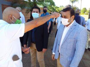 """Herrera Ahuad: """"Para nosotros es fundamental seguir construyendo una Misiones segura en materia sanitaria"""""""