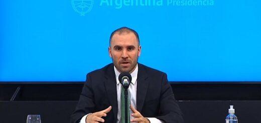 """El ministro Guzmán sostuvo que """"el sistema financiero está bien, está robusto"""""""