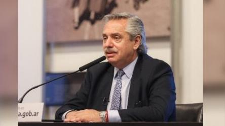 """Alberto Fernández criticó al gobierno de Macri: """"Con todo para hacer, nada hicieron"""""""