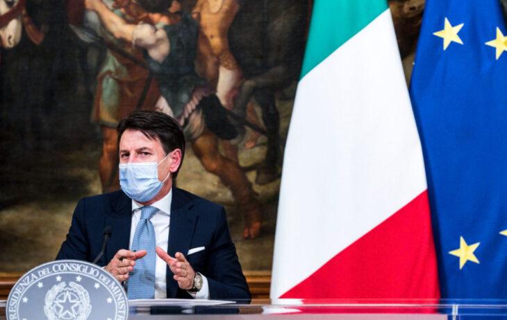 Coronavirus en Italia: si no aplanan la curva en una semana vuelven a la cuarentena total