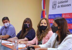 """Silvana Labat: """"Visibilizamos los números de la violencia para que nos involucremos todos, hay que prevenir para llegar antes de que ocurran los femicidios en Misiones"""""""