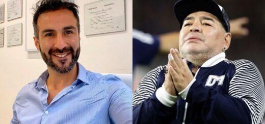 """""""No me reprocho nada"""", dijo Leopoldo Luque, el médico de Diego Maradona"""