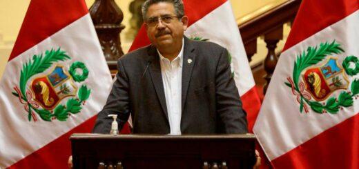 nuevo presidente de Perú