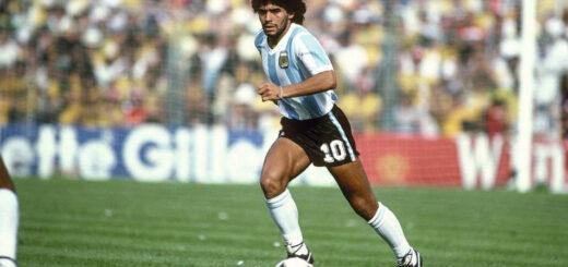 la última entrevista de Diego Maradona