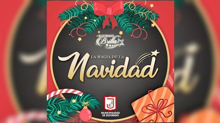 """La Capital del Trabajo palpita la Navidad con """"Eldorado Brilla"""""""