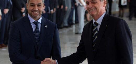 Presidentes de Paraguay y Brasil se encontrarán el martes en la frontera