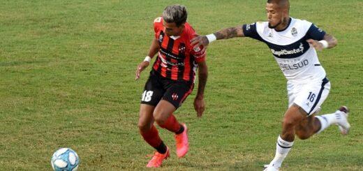 Copa de la Liga Profesional: pobre empate sin goles entre Patronato y Gimnasia