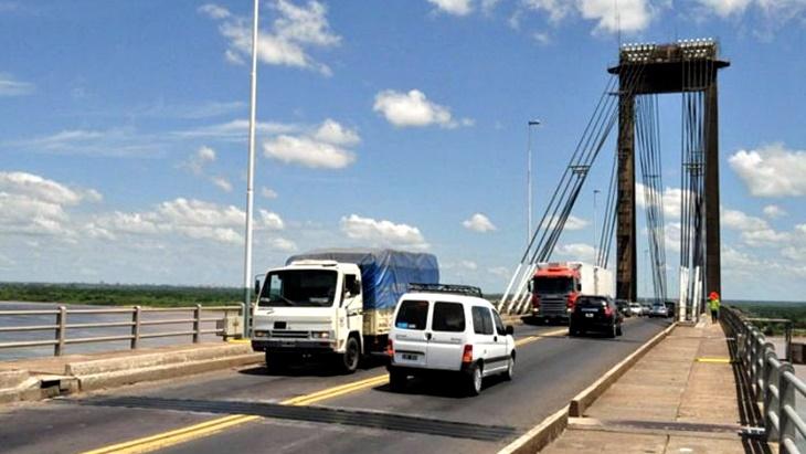puente chaco - corrientes