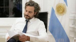 """Santiago Cafiero volvió a desestimar una devaluación al afirmar que solo generaría """"más pobreza e incertidumbre"""""""
