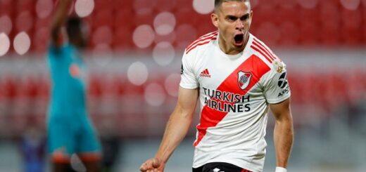 River: el jugador Rafael Santos Borré tiene coronavirus y su participación en la Copa Libertadores está en duda