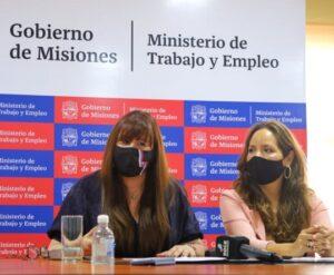 """Silvana Giménez: """"La violencia es un flagelo que atraviesa a toda la sociedad y para modificar esa situación, tenemos que capacitarnos"""""""