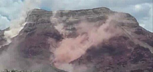 Un fuerte sismo se sintió este domingo en el límite entre las provincias de Salta y Jujuy