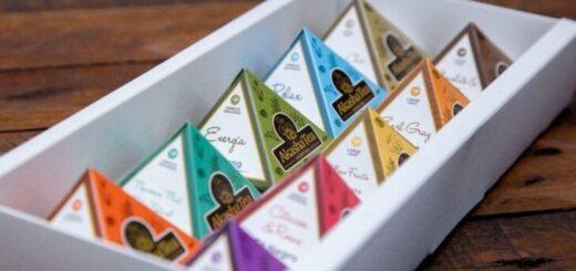 La primera Ronda de Negocios del Té Gourmet presentará novedades como saquitos de té de forma piramidal