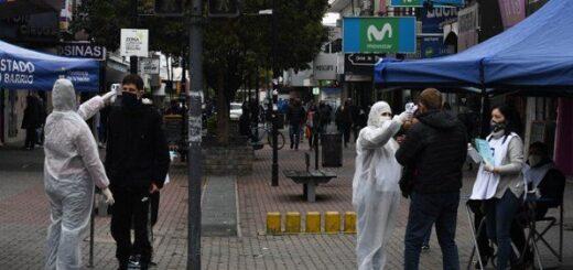 Coronavirus en Argentina: 5.645 nuevos contagios y otras 129 muertes