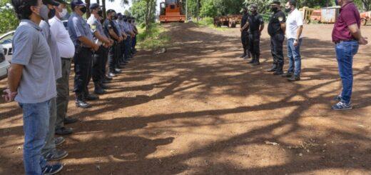 El INYM y la Policía de Misiones comenzaron operativos conjuntos contra el robo de yerba mate