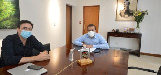 En reunión de trabajo, el Gobernador de Misiones refuerza el impulso a la industria y el comercio