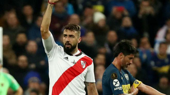 Lucas Pratto abandona River para jugar en el Feyenoord