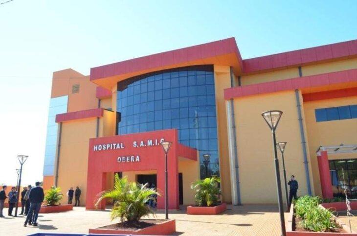 Coronavirus en Misiones: Oberá suma tres pacientes internados en el hospital Samic y 14 casos activos