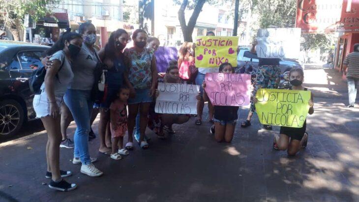 Homicidio en Eldorado: familiares de Nicolás González reclaman justicia y el esclarecimiento del crimen