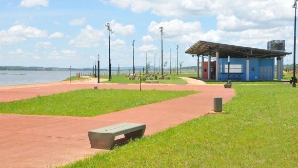 Garupá habilitó la temporada de verano en la playa de Fátima