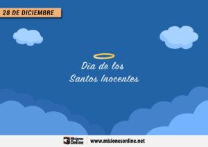 Hoy es el Día de los Santos Inocentes: ¿De qué se trata esta celebración?
