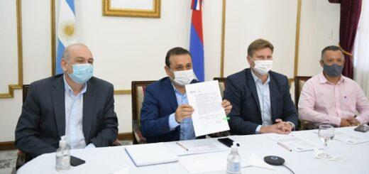 El Gobierno y Vialidad Nacional firman convenios para la concreción de obras en la autovía Posadas – Iguazú sobre la Ruta Nacional Nº12
