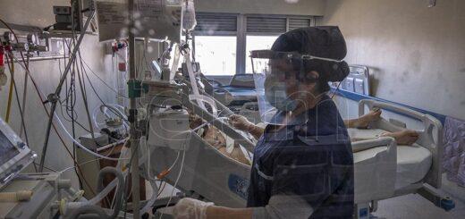 Murieron 60 personas por coronavirus y se detectaron 8.586 nuevos casos en el país