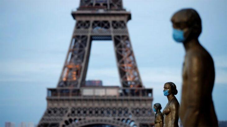 Detectaron en Francia el primer caso de la nueva cepa de Sudáfrica