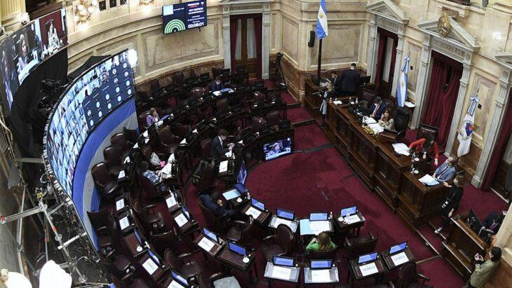 El Senado podría aprobar hoy el Aporte Solidario Extraordinario de Grandes Fortunas