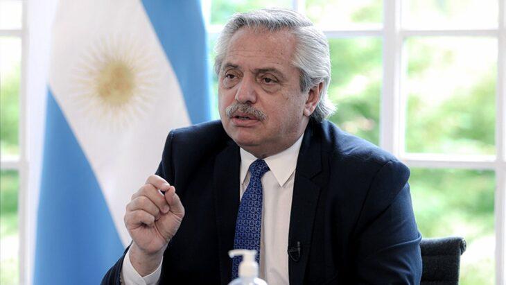 """Alberto Fernández: """"Aprovechemos la unidad para hacer crecer a la Argentina"""""""