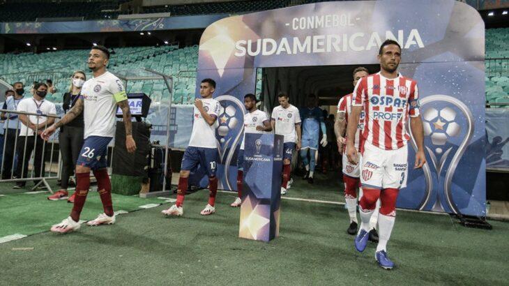 Bahía de Brasil a cuartos de final de Copa Sudamericana — Fútbol